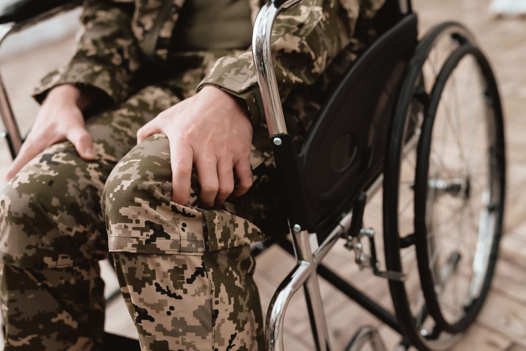 A First Look At 2018 Veterans Disability Rates